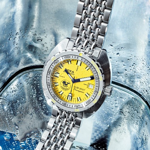 Rolex, Blancpain, and the ascent of dive watches
