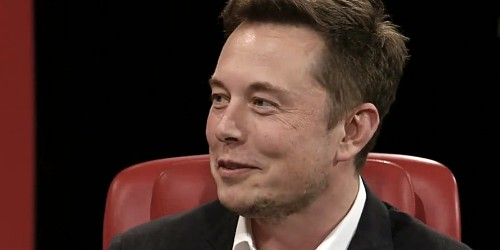 Elon Musk May Have A Robot Up His Sleeve
