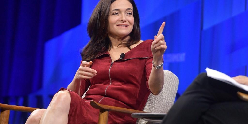 Sheryl Sandberg: Companies can't risk losing their best women leaders