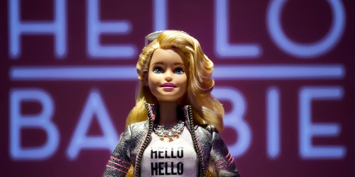 Here's Why Mattel Shares Are Popping