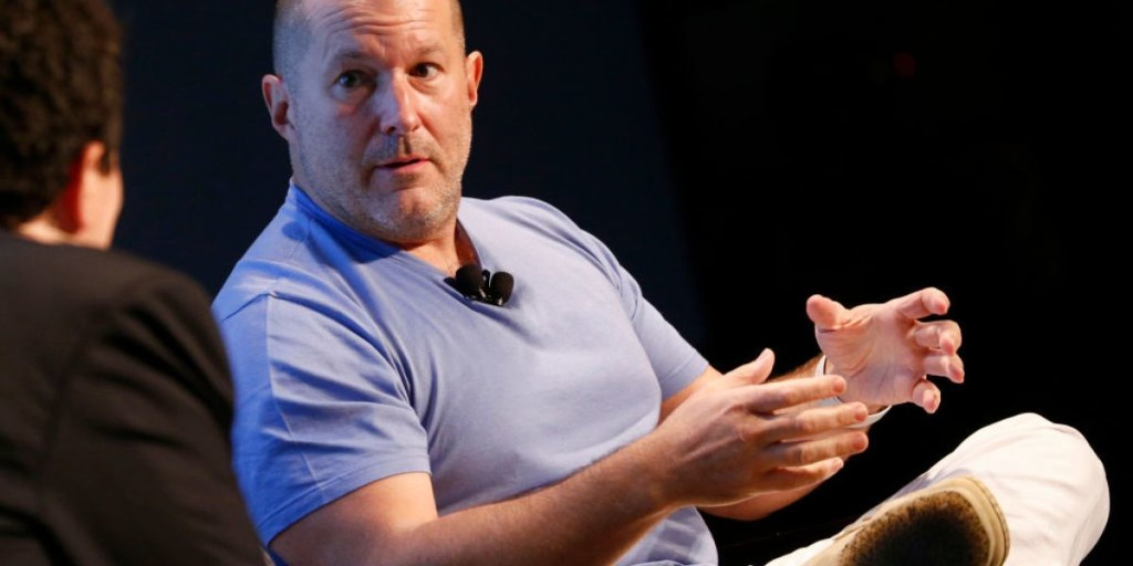 Former Apple design chief Jony Ive is working for Airbnb