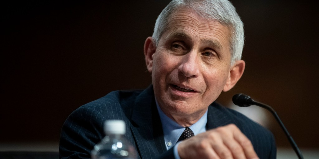 Fauci says NFL may need a 'bubble'