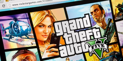 After Trump Slams Video Games for Violence, Grand Theft Auto Saves the Day for Take-Two Stock