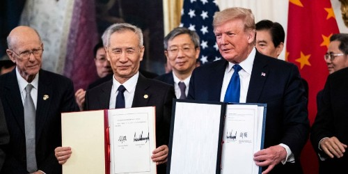 'Unrealistically high:' Experts doubt China can fulfill its targets in 'Phase One' of the U.S. trade deal