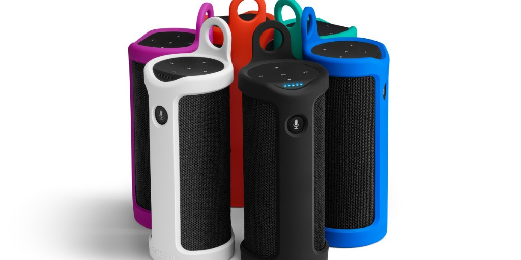 Meet Amazon's New Voice-Enabled Devices