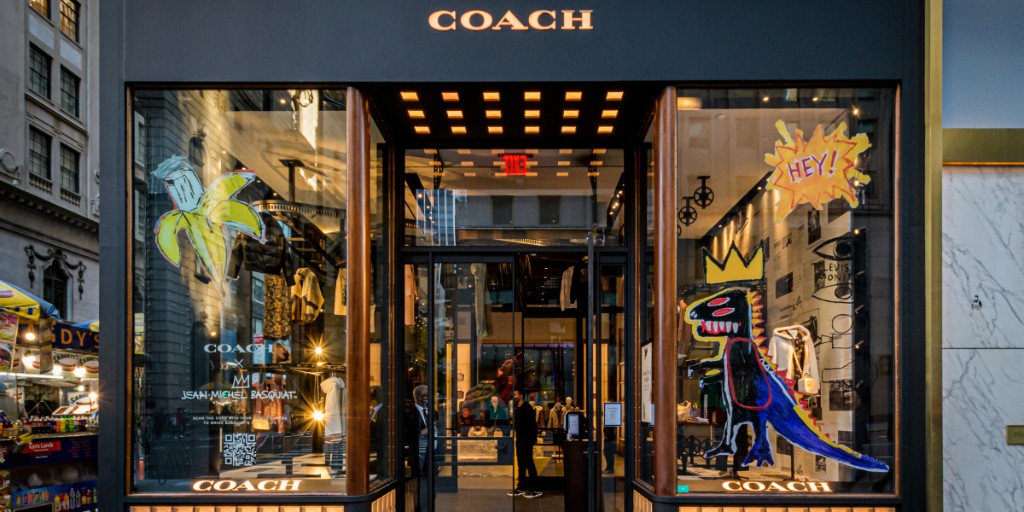 'Emotional' purchases and splurges on fun handbags mitigate sales declines at Kate Spade and Coach