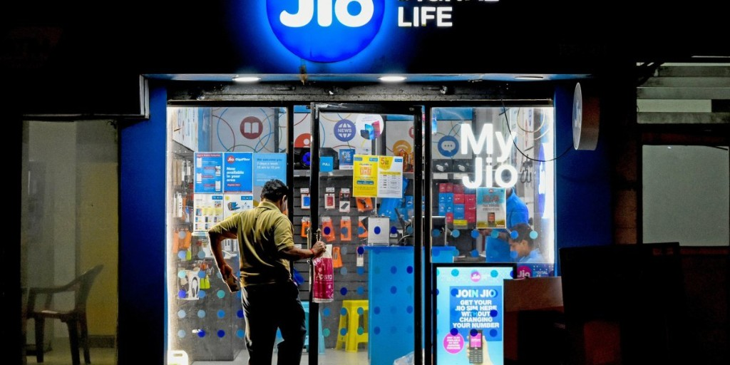 Will India's Jio be the next tech giant?