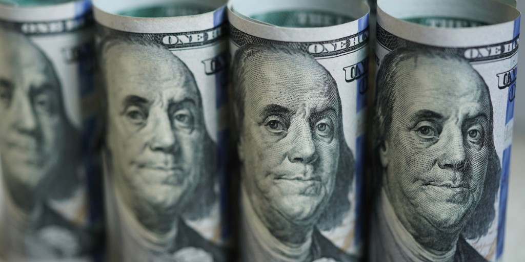 America's $20 trillion debt is getting cheaper as it grows