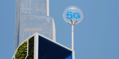 China Is Launching Its 5G Network Ahead of Schedule and on a Spectrum the U.S. Can't Yet Match
