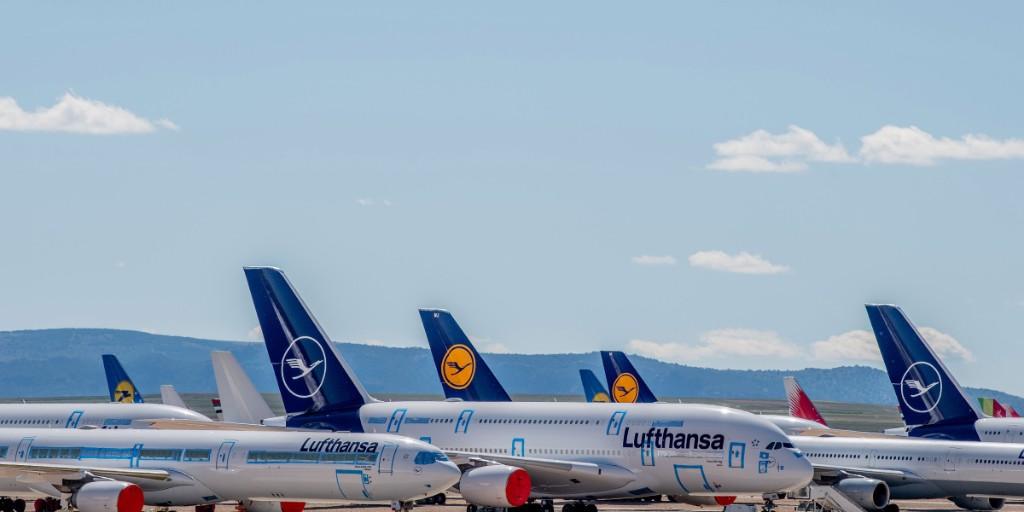 Germany will take Lufthansa stake in landmark $9.8 billion bailout