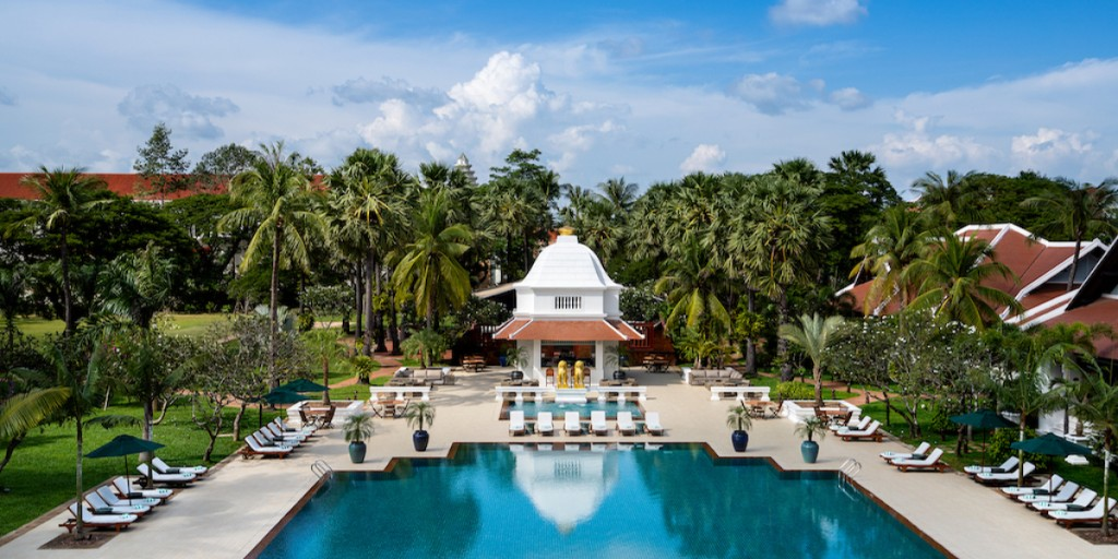 This newly revamped luxury hotel is the best reason to visit Siem Reap