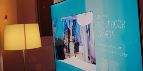 Needing protection from hackers, Samsung's smart TVs get an app that controls how viewer data is shared