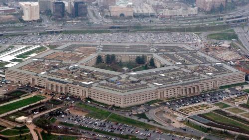 Pentagon says coronavirus cases in military have quadrupled since last week