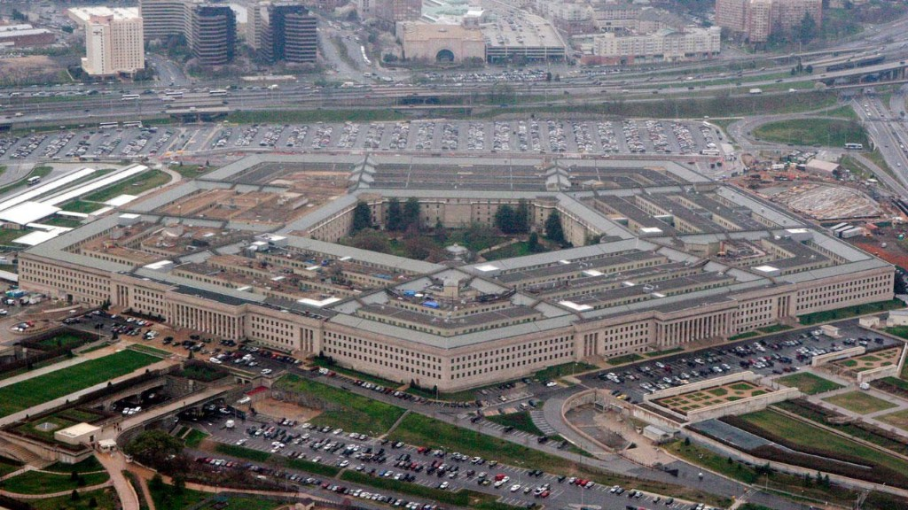 Pentagon says coronavirus cases in military have quadrupled since last week