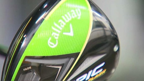 Callaway robot improves golf swing, helps pros win 18 tournaments