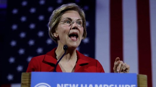 Elizabeth Warren to introduce bill to 'cancel' student debt for millions