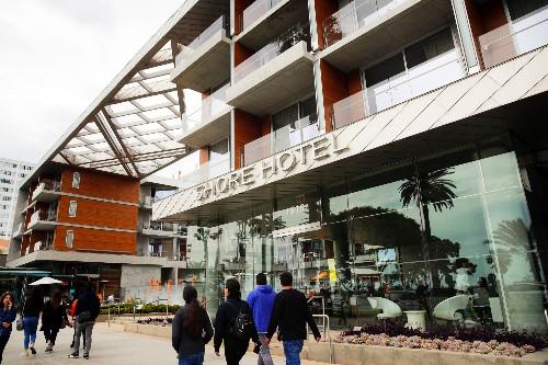 California developer fined $15M over pricey beach hotel