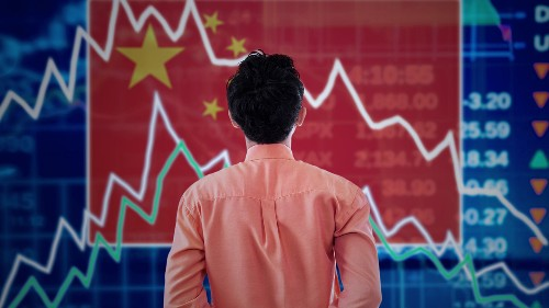 China's economic growth sinks to a 26-year low