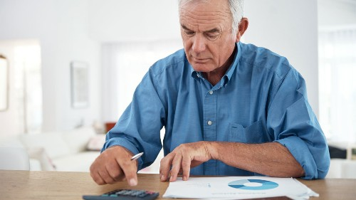 Retirement woes cause of tension between married couples