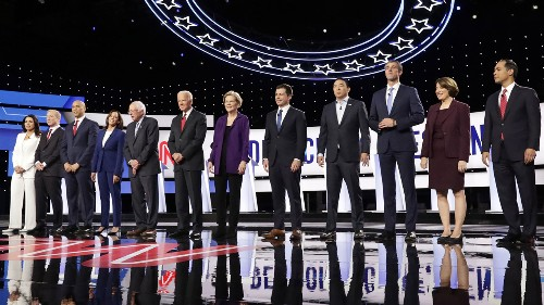 Where the top 5 Democratic candidates stand on climate change