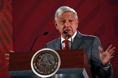 US tariffs looming, many in Mexico back president's approach