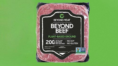 Beyond Meat to release plant-based ground meat 'Beyond Beef' nationwide 'soon'