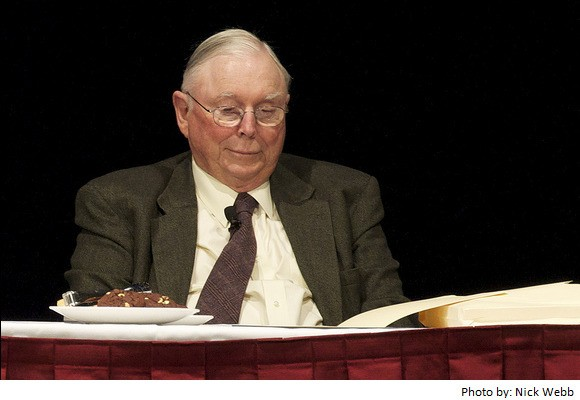 How Charlie Munger Turned a Single $1,000 Into $100,000 a Year