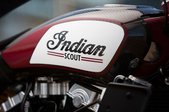 This Could Be Indian Motorcycle's Most Pointed Challenge to Harley-Davidson Yet