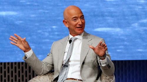 Amazon CEO Jeff Bezos: America 'in big trouble' if Big Tech abandons Pentagon