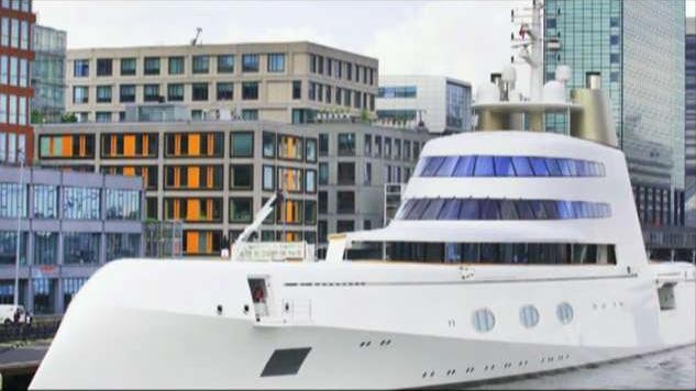 Late Microsoft co-founder Paul Allen's mega-yacht is for sale. Here's how much it costs