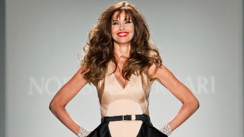 Carol Alt reflects on her decades-long career, the aftermath of being named 'the most beautiful woman in th...