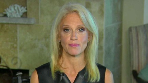 Conway, other Trump supporters laud decision to replace Priebus with Kelly