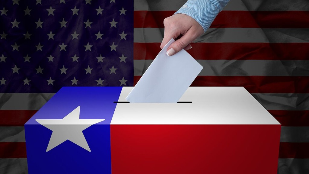 Texas' largest county is approving voter registrations for noncitizens, lawsuit claims