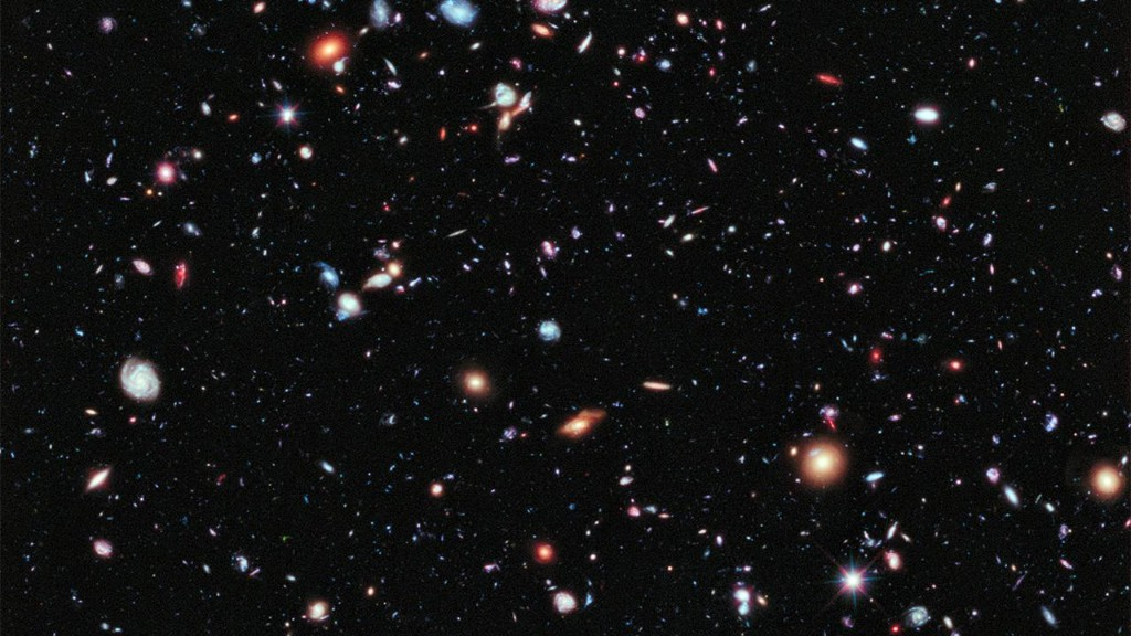 4 mystery objects spotted in deep space, unlike anything ever seen