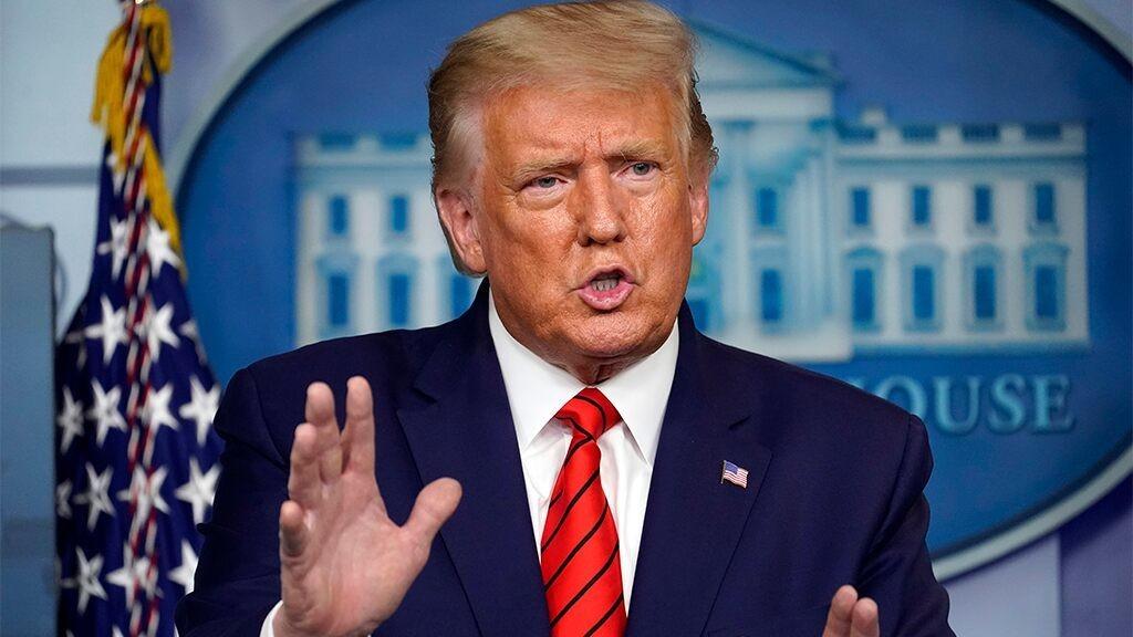 Trump stresses need for 'restoring patriotic education' in schools