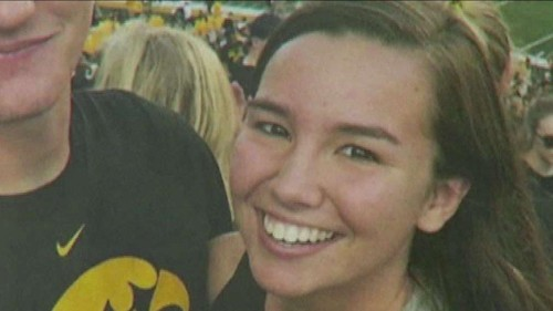 Mollie Tibbetts possibly spotted at Kansas City-area truck stop last week, police say