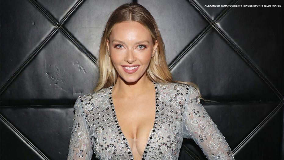 SI Swimsuit star Camille Kostek topless in comedy skit as park ranger