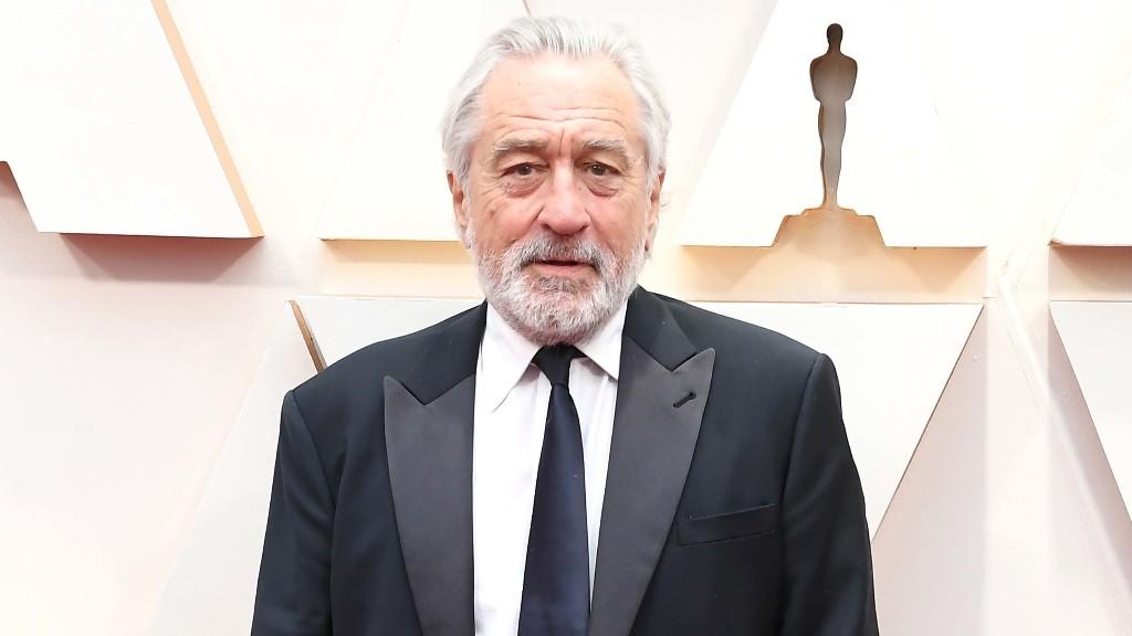 Robert De Niro 'confounded' by Trump voters