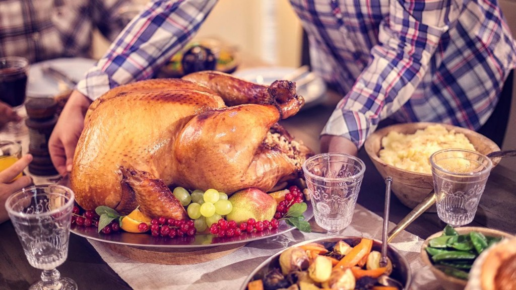 5 places that deliver full Thanksgiving meals
