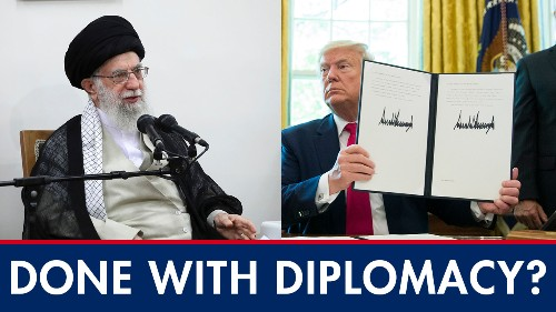 Iran fumes over new Trump sanctions; Trump wonders why Obama hasn't endorsed Biden