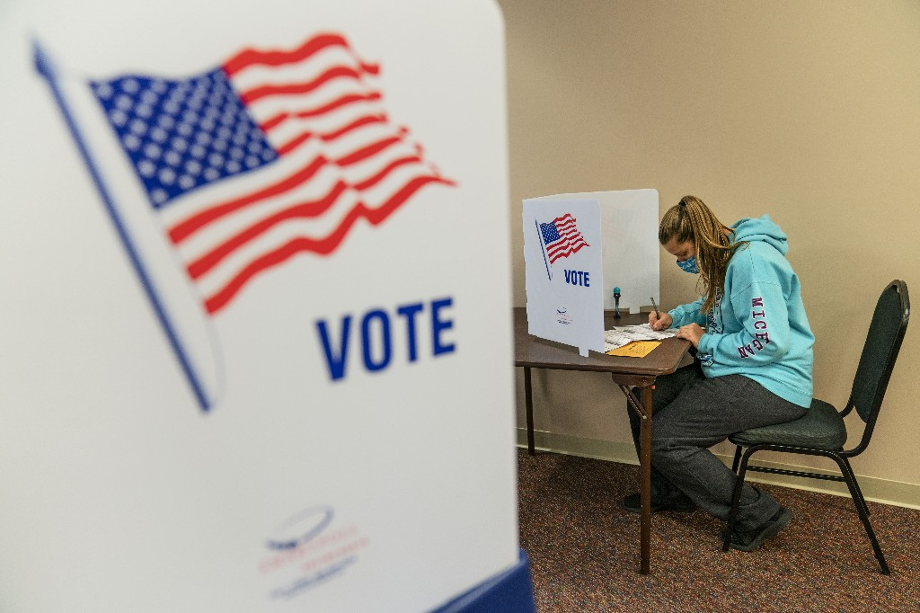 Millions of young voters driving record turnout in battleground states like NC, Florida