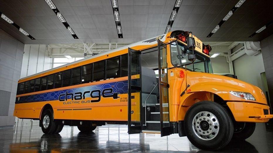 TBB E-bus Coverage - Magazine cover