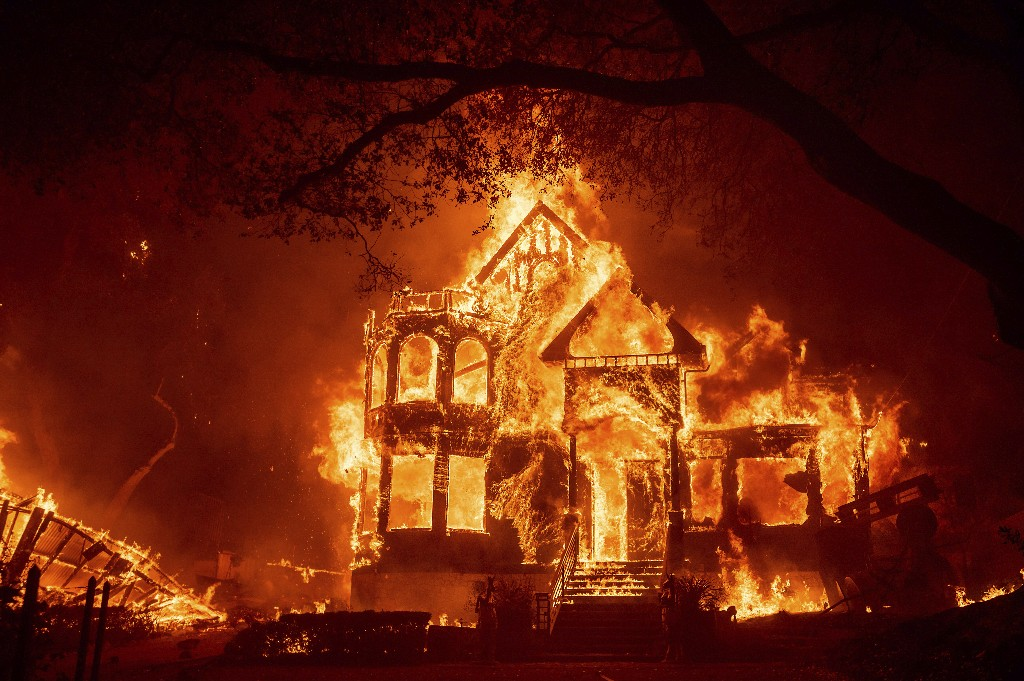 Live Updates: California wildfires rage, at least 3 dead in Zogg Fire