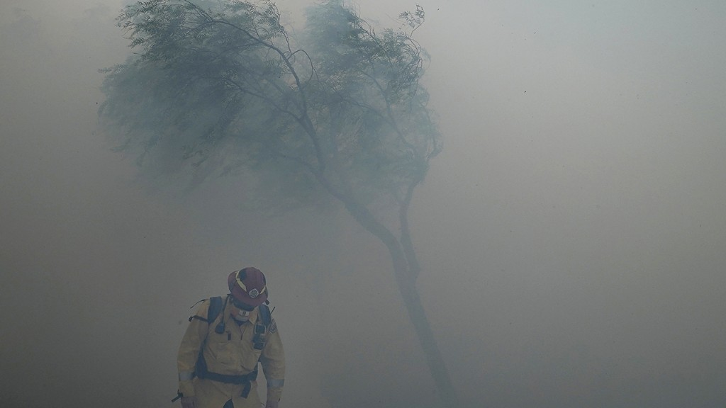Southern California Edison says its equipment may have caused Orange County fire