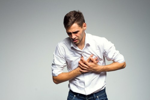 Is that chest pain serious? New blood test could tell