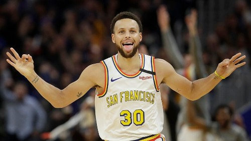 Curry scores 23 in return, Warriors fall to playoff-bound Raptors