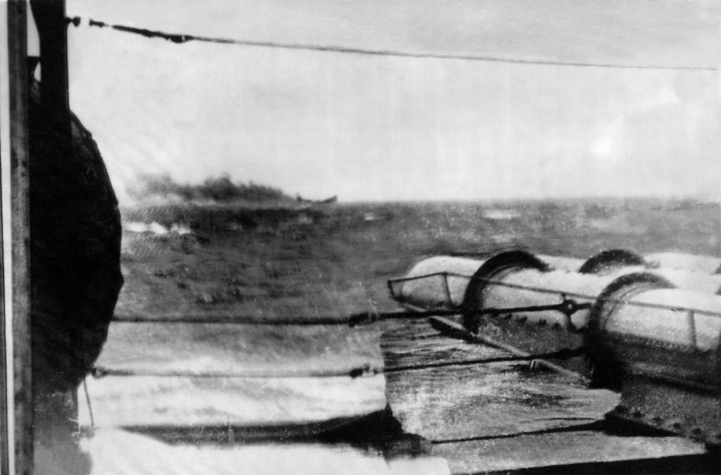 WWII naval telegrams detailing the sinking of Hitler's most powerful battleship emerge