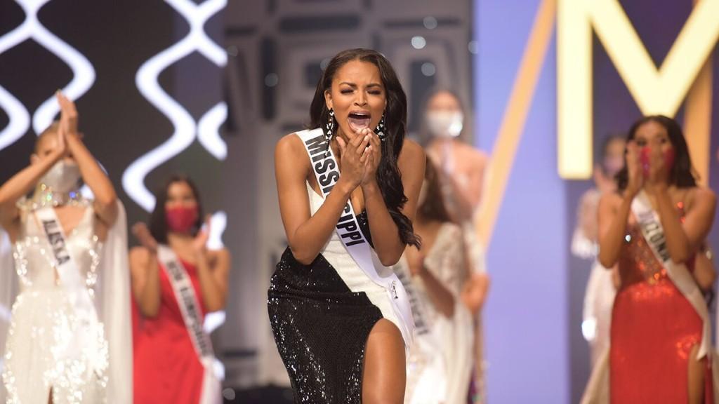 Miss USA 2020 crowns Mississippi's Asya Branch, 22, as winner