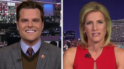 Matt Gaetz reacts to Michael Bloomberg candidacy: 'Third place has never cost so much'
