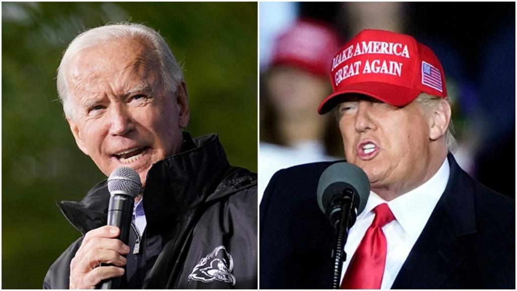 Trump, Biden campaigns blitz NC ahead of Election Day
